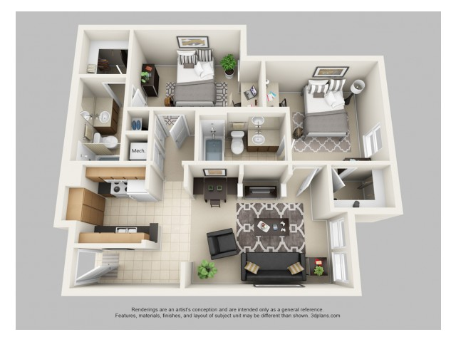 Hawks Ridge Room for Rent