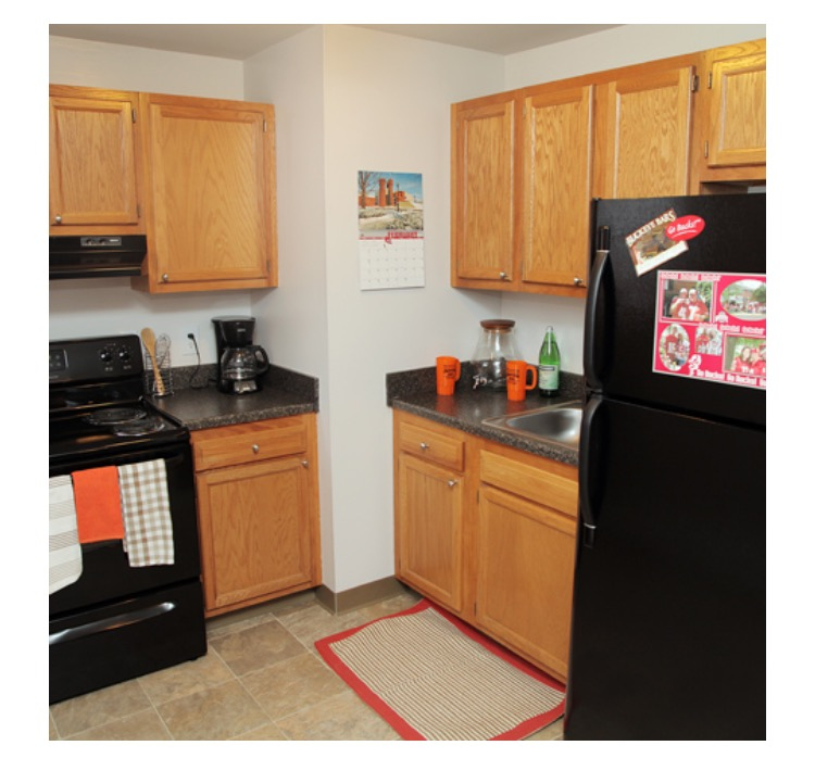 Furnished one bedroom apartment for sublease 8/1/2017-7/25/2018