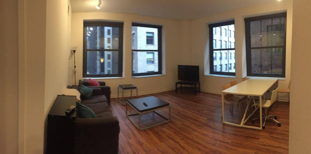Single Bedroom in the Loop For the Spring Semester
