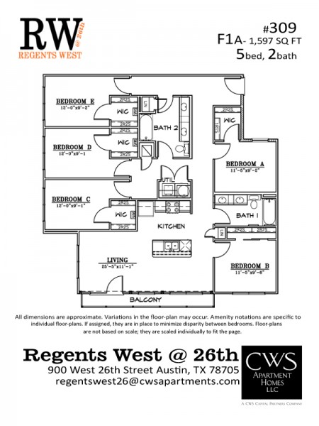 Regents West Apartment Homes