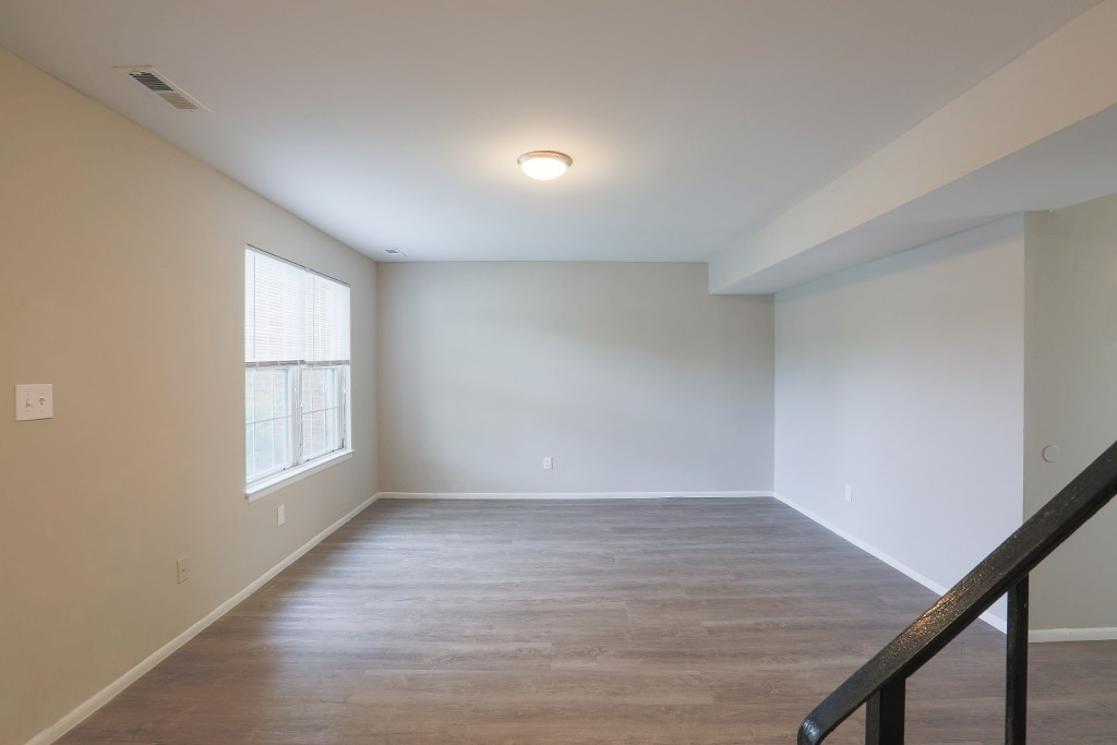 Renovated two bedroom townhome