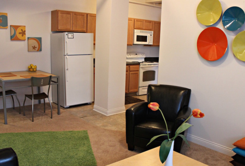 WE TAKE STUDENT LIVING TO THE NEXT LEVEL- Lofts at 5 Lyon