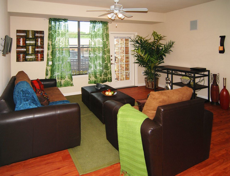 One  Through 4 Bedroom Floor Plans Offer The Adequate Space You And Your  Roommates Need For The Best In College Living.