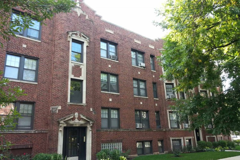 4455 S. Greenwood Avenue apartments in Chicago, Illinois