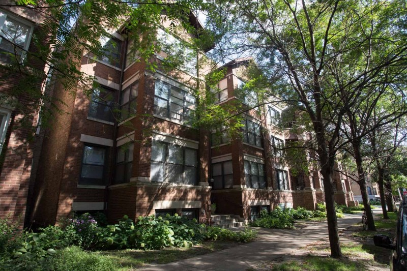 5335-5337 S. Woodlawn Avenue apartments in Chicago, Illinois