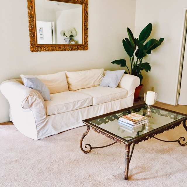 NO DEPOSIT REQUIRED. 6 Mo lease. Beautiful large bright clean 2 bed/2 full bath apartment