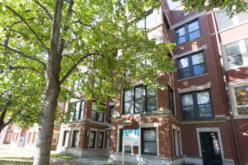 5118  S. Greenwood apartments in Chicago, Illinois