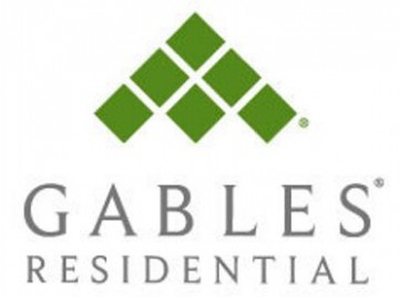 Gables Residential Apartments for Rent