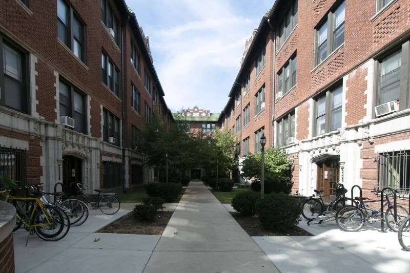 5326-5336 S. Greenwood Avenue apartments in Chicago, Illinois