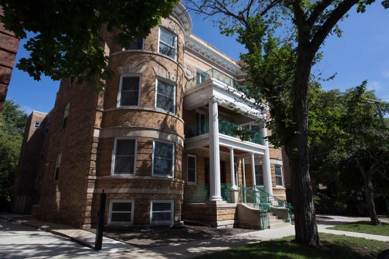 1358 E. 58th Street apartments in Chicago, Illinois