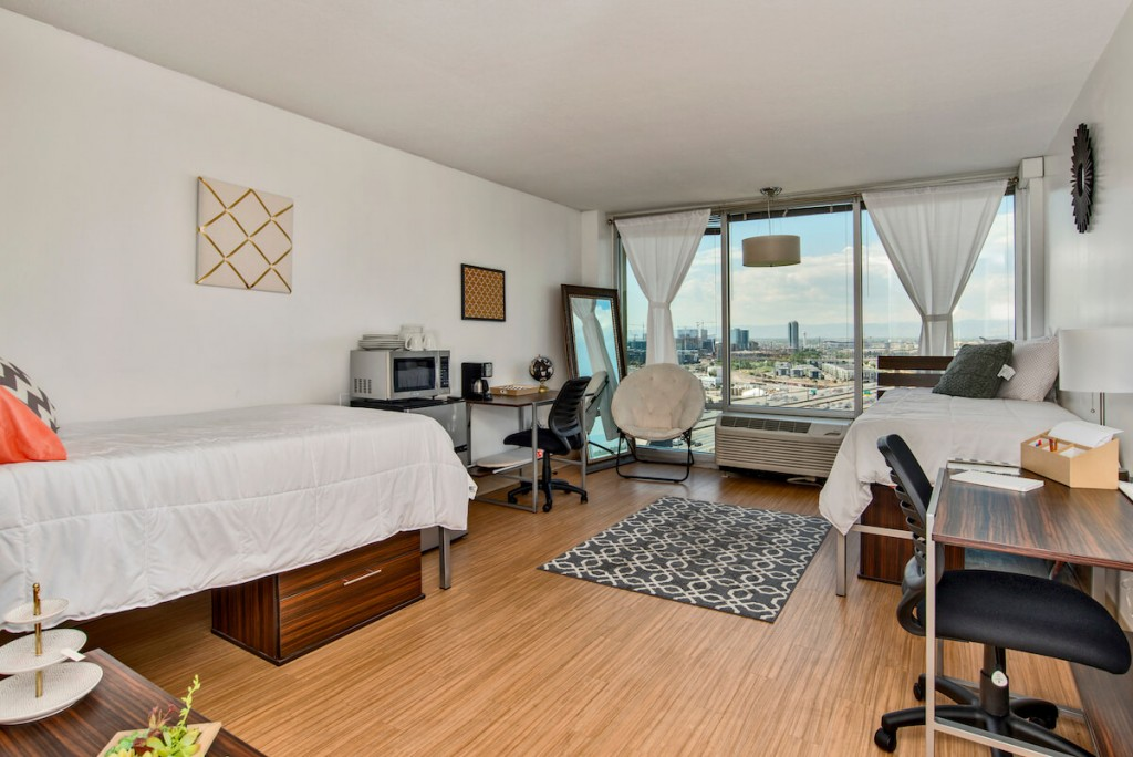 The Regency Studio Apartment